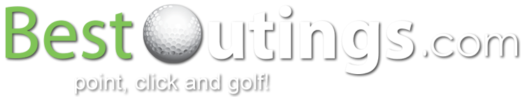BestOutings.com Course Locator for Golf Tournament Planning