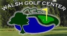Image result for walsh golf center logo