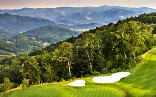 Mountain Air Country Club In Burnsville Nc Presented By