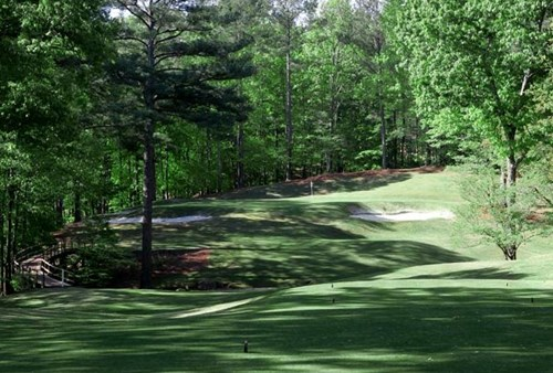 Find chelsea alabama golf courses for golf outings golf for Shoal creek
