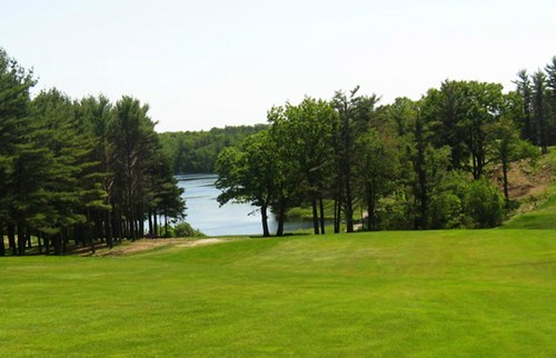 Gardner Municipal Golf Course In Gardner Ma Presented
