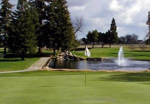 Copper River Golf And Country Club Fresno California