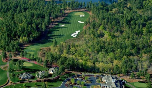 Find graniteville south carolina golf courses for golf for Sage valley